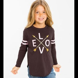 Chaser Toddler Love Arrows Tee Shirt